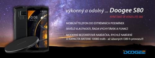 Reklamní banner mobilní telefony